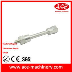 Aluminum CNC Turning Shaft Part Ace Machining pictures & photos