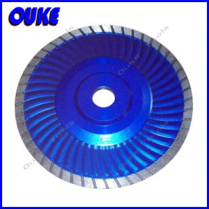 Reinforced Diamond Saw Blade with Flange Adapter pictures & photos