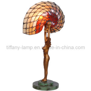 CE & UL Standard Brilliant Tiffany Table Lamp (TT12025)
