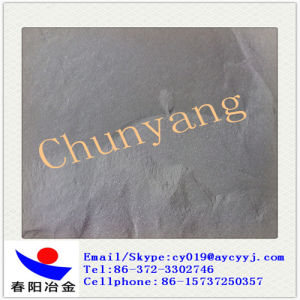 Foundry Inoculant Calcium Silicon Alloy for Steelmaking / Casi Powdedr Coating pictures & photos