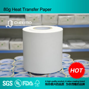 Heat Transfer Process Self Adhesive Label Materials
