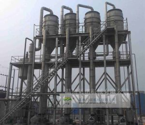 Multi-Effects Force Circulation Evaporator
