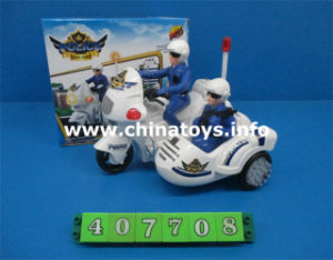 Hot Selling Plastic Toys B/O Motorcycle (407708) pictures & photos