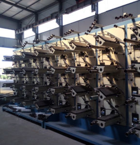 PET/PP/PA Plastic Wire Drawing Extruder Machine pictures & photos