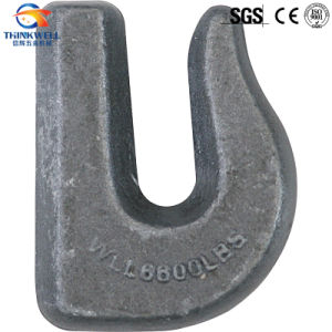 Factory Price Forged Steel Welded Hook pictures & photos