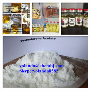 100% Shipping Steroid Powder Test E/Testosterone Enanthate Powder for Musle Building pictures & photos