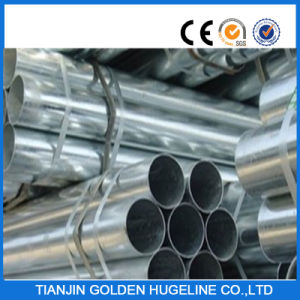 BS1387 ASTM A53 Galvanized Steel Pipe pictures & photos