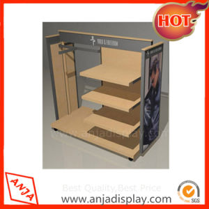 Clothing Display Rack Wooden Display Stand