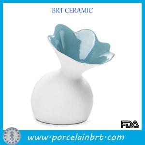 Home Decro Irregular Ceramic Big Flower Vase pictures & photos