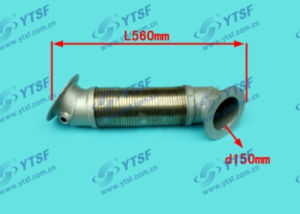 High Quality HOWO Truck Parts Exhaust Valve pictures & photos