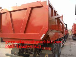Sinotruck HOWO A7 10 Wheels 6X4 Dump Truck/Tipper/ Dumper, 340HP, Rhd/LHD, Euro III pictures & photos