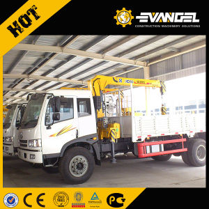 Famous 2 Ton Small Truck Mounted Crane pictures & photos