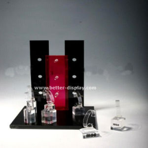 Custom Acrylic Watch Display Stand with C Clip pictures & photos