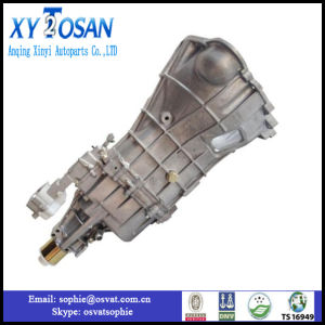 4j Transmission Assembly D-Max Petrol Engine Gearbox 4*2 D-Max/ Tfr55 for Isuzu Engine Type 4j Gear pictures & photos