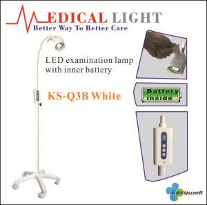 Minston LED Surgical Lamp Ks-Q3b with Inner Battery Mobile White Color