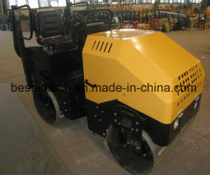 Hydraulic Vibratory Road Roller 1 Ton pictures & photos