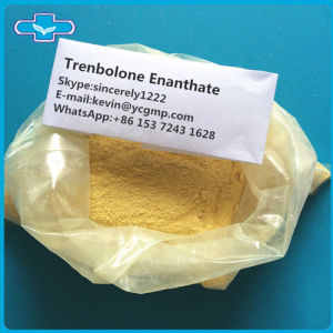 High Purity Anabolic Steroid Powder Trenbolone Acetate pictures & photos