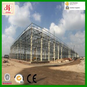 Economic Prefabricated Steel Structure Workshop pictures & photos