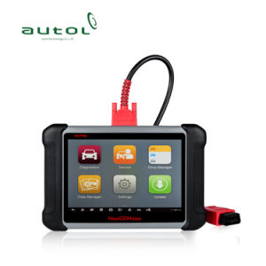 Newest Autel Maxicom Mk906 Best Auto Diagnostic Tool Same with Autel Maxisys Ms906 Next Generation of Autel Maxidas Ds708 pictures & photos