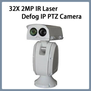 32X 2MP IR Laser Defog IP PTZ Camera pictures & photos