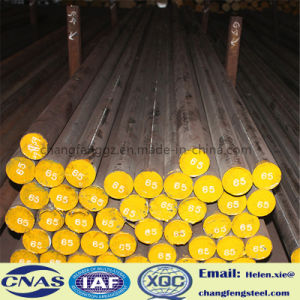 Alloy Tool Steel Round Bar For Making Axle SAE52100/GCr15/En31/SUJ2 pictures & photos