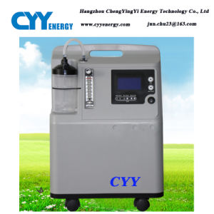 Medical Equipment Portable Oxygen Concentrator pictures & photos