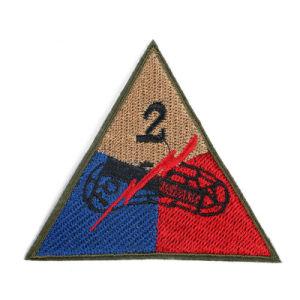 Custom School Uniform Woven Badge (A2-9) pictures & photos