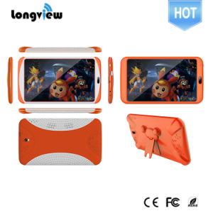 Shenzhen High Quality Tablet Factory Longview 7 Inch Android Kids Tablets PC pictures & photos