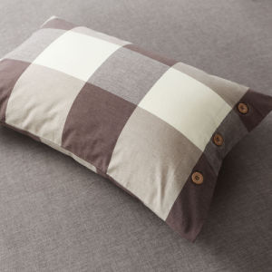 Durable Wholesale Dorm Brown Home Textile pictures & photos