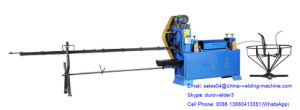 Traditional Mechanical Steel Wire Straightening and Cutting Equipment pictures & photos