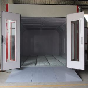 Btd Car Baking Oven Furniture Paint Room Spray Booth with Ce pictures & photos