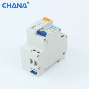 Ca Series Electronic Type with Overcurrent Protection Circuit Breaker RCBO pictures & photos