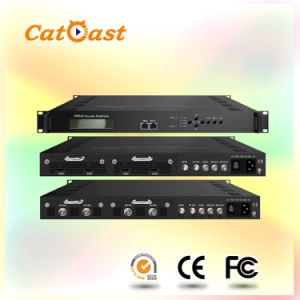 MPEG2 HD&MPEG4 HD and 4HDMI/Asi to RF Encoder Modulator with Diital AC3 Audio pictures & photos