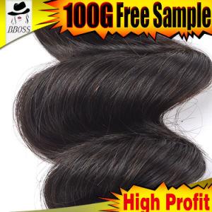 No Lice Brazilian Beautiful Human Hair pictures & photos