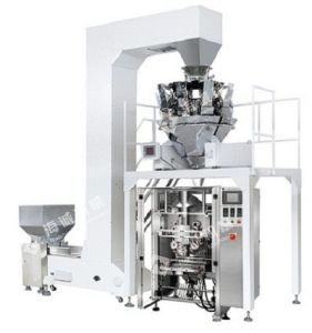 Automatic Measuring System Food Packing Machine for Fried Food Dxd-520c pictures & photos
