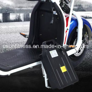 2018 New Design Electric Motorbike Scooter with Remove Battery pictures & photos