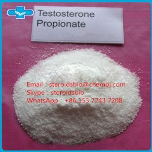 Anabolic Steroid Hormone Raw Powder Testosterone Propionate Powder pictures & photos