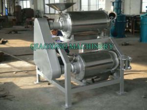 1.5-2t/H Double Screw Type Coconut Milk Machine pictures & photos