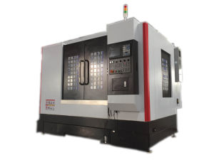 Jcvm8050 High Speed Vertical CNC Machining Center with Standard 24 Tools. pictures & photos