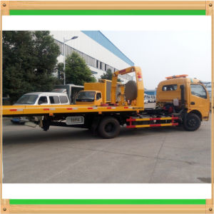 Flatbed Cargo Semi Trailers/Container Traler for Sale pictures & photos