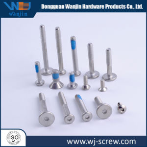 Stainless Steel Pan/Flat/Cheese Head Machine Screw pictures & photos