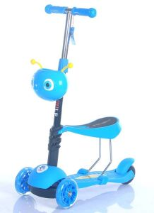 Three Wheel Kick Children Kids Scooter with Ce pictures & photos