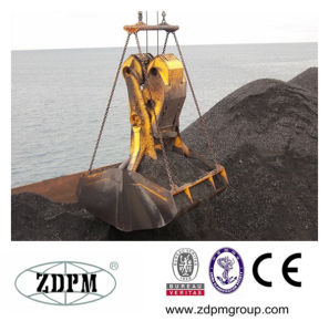 Mechanical Grab Bucket for Cranes Clamshell Grab pictures & photos