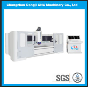 CNC 3-Axis Glass Edge Grinding Machine for Shape Glass pictures & photos