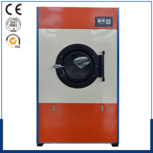 Natural Commercial Laundry Hospital Gas Dryer for Clothes (SWA801-15/150) pictures & photos