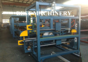 Metal Profile Steel Roofing Sandwich Panel Machine Production Line pictures & photos