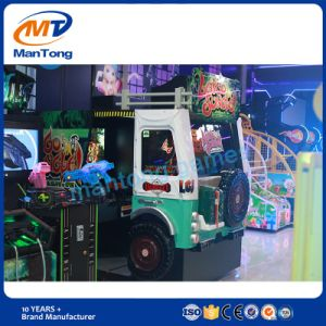 Interactive Coin Operated Shooting Games Machine for 2 Players pictures & photos