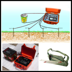 Ves Vertile Electric Sounding, Resistivity Meter for Water Exploration, Underground Water Detector pictures & photos