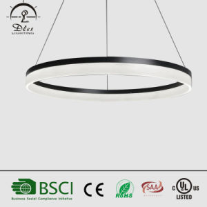 Modern Acrylic Round LED Lamp Pendant Lighting pictures & photos