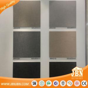 Anti Slip Rustic Glazed Floor Tile with Cloth Design 600X600 (JB6025D) pictures & photos